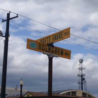 Street signs honor players and coaches